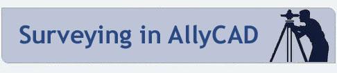 Surveying in AllyCAD