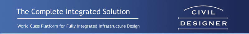 Civil Designer - Civil Infrastructure Design